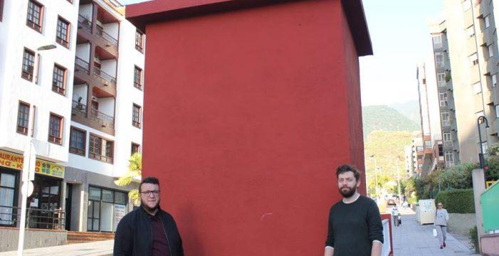 El artista polaco Łukasz Kubiak se suma al proyecto Capital del Color