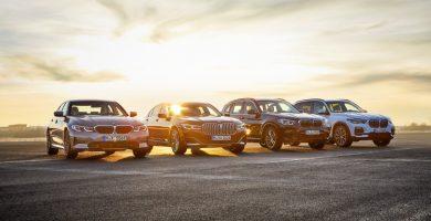 BMW sigue avanzando en la electrificación: nuevas versiones híbridas enchufables y baterías de alta tensión aún más desarrolladas