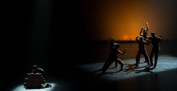 Lava, la compañía de danza de Auditorio de Tenerife, actúa en el País Vasco