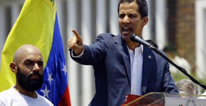 Guaidó anuncia un Centro de Gobierno liderado por Leopoldo López