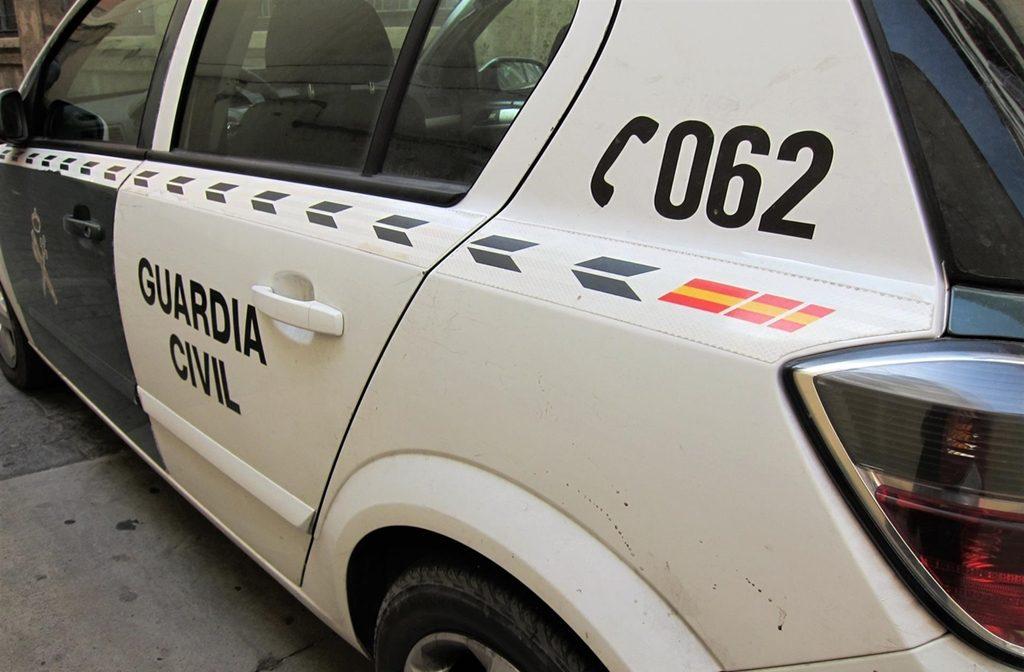 La Guardia Civil investiga el atropello  DA