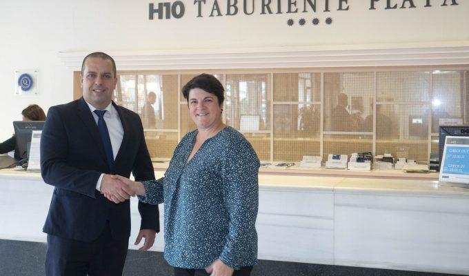 Transvulcania y H10 Hotels, una alianza que no se disuelve