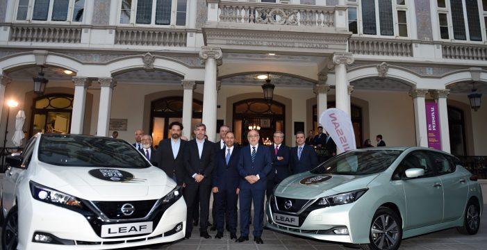 El nuevo Nissan LEAF recibió el premio al Mejor Coche de Canarias 2019