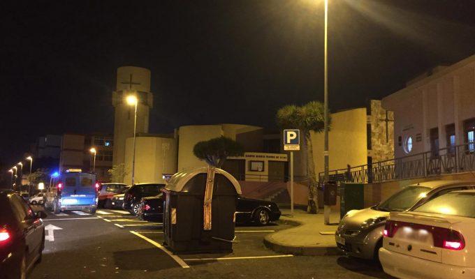 Familiares de enfermos de Párkinson denuncian exceso de celo policial en El Cardonal