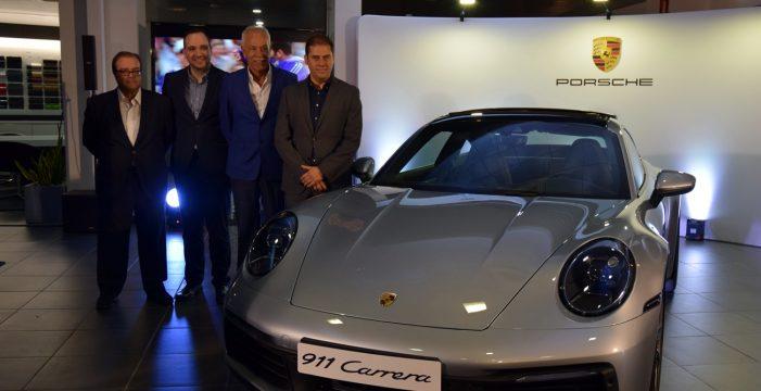 El Centro Porsche Tenerife presenta la octava generación de su icónico 911