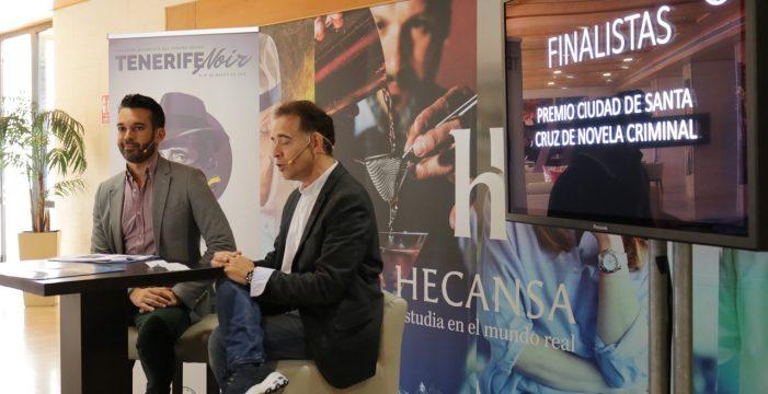Cuatro novelas aspiran a los premios del Festival Tenerife Noir