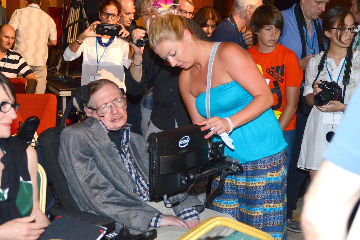 Hawking en Tenerife