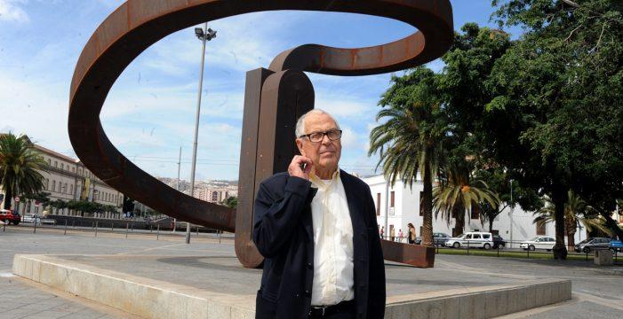 Martín Chirino: se fue el hombre, nos queda su obra