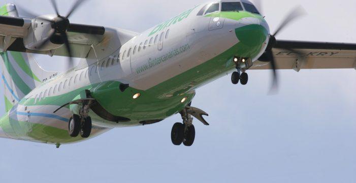 Binter anuncia tres nuevos destinos nacionales