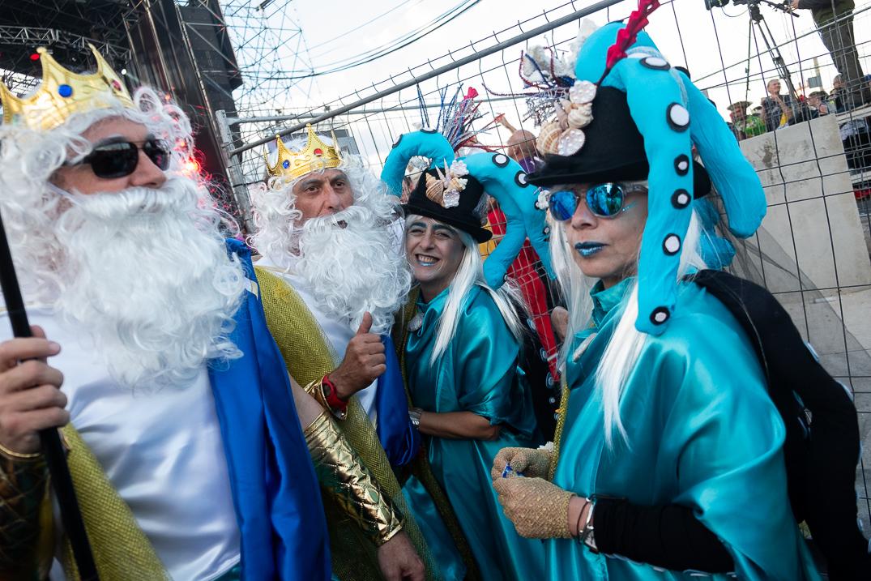 Segundo Carnaval de Día 2019