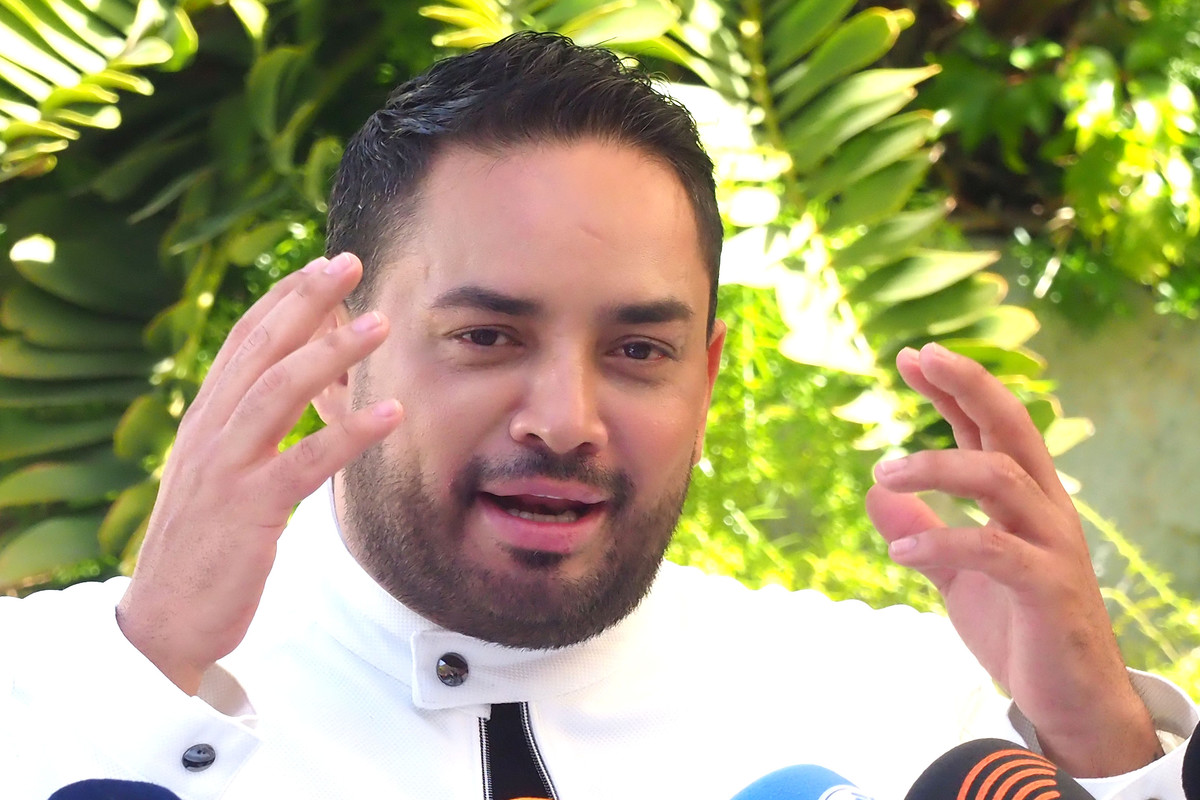 Manny Manuel reconoce que se tomó un ansiolítico antes de la actuación. | FOTO: Sergio Méndez