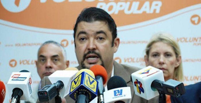 Denuncian la detención del jefe de Gabinete de Guaidó