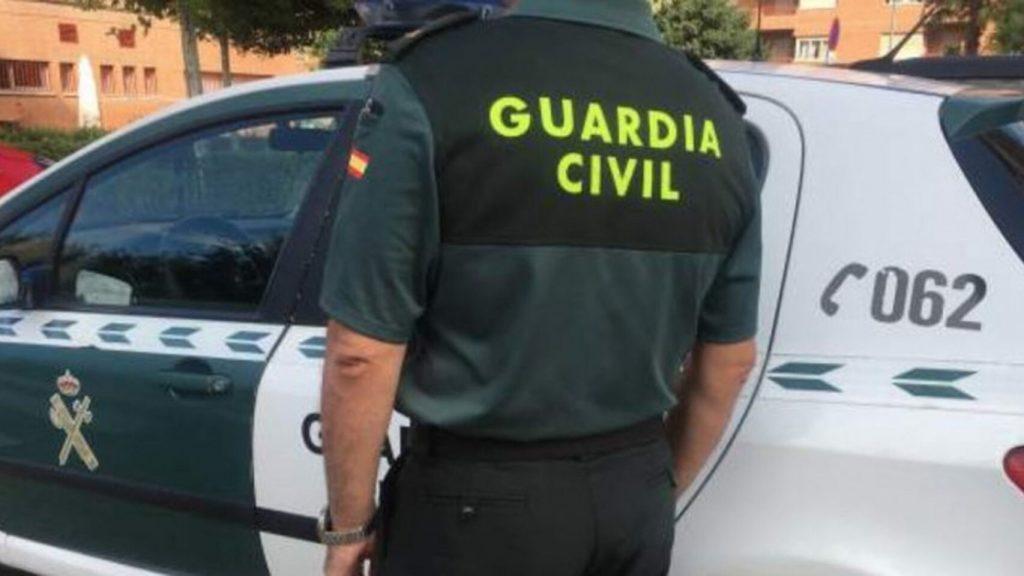 Un agente de la Guardia Civil, en una imagen de archivo. EFE