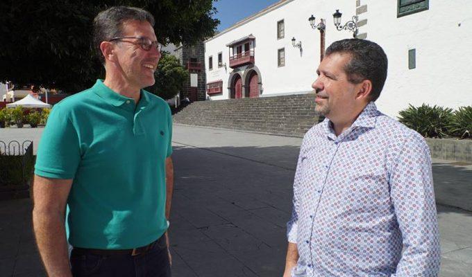 El PP rebaja la tensión con CC en Santa Cruz con el fichaje de Suso Nuño