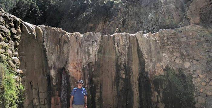 La Caldera acumula siete años con lluvias por debajo de la media