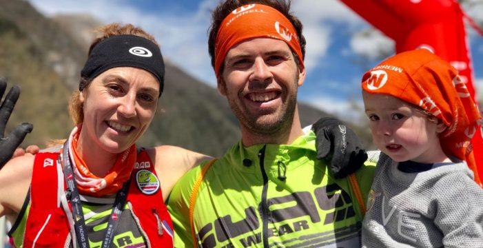 Debats y Aurell, un matrimonio de campeones en la Transvulcania Naviera Armas 2019