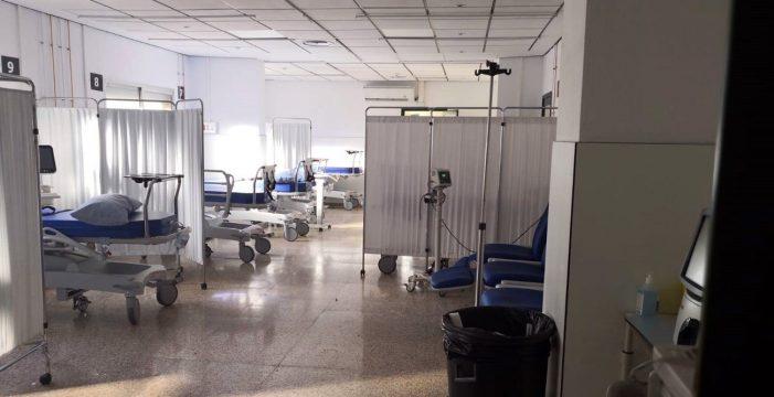 200 camas en el Hospital de La Candelaria bloqueadas con pacientes geriátricos dificultan operar