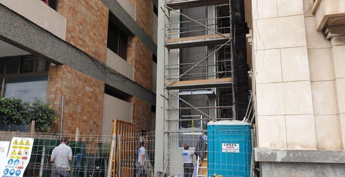 El ascensor urbano será gratuito para residentes… y para turistas