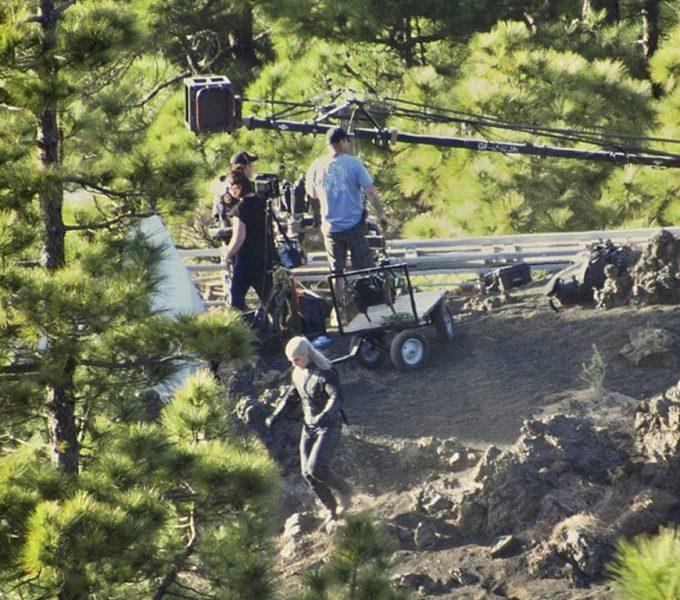 Los paisajes de Garafía centran el rodaje de la serie 'The Witcher'