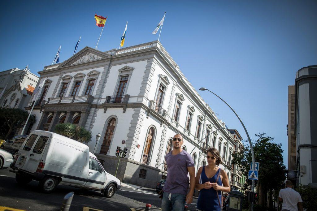 Ayuntamiento de Santa Cruz de Tenerife. DA