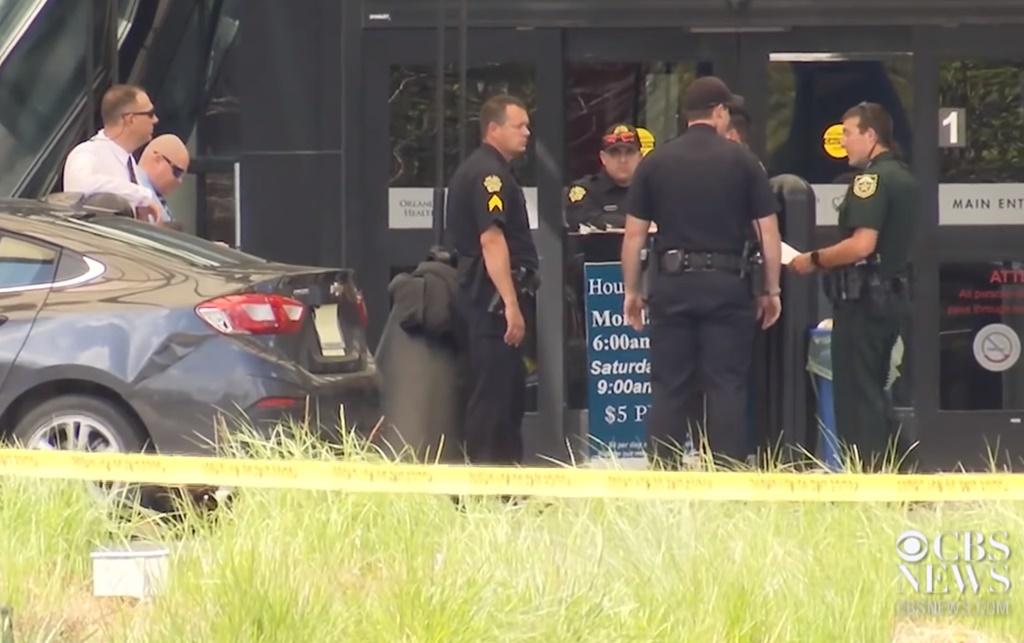 Policía de Orlando