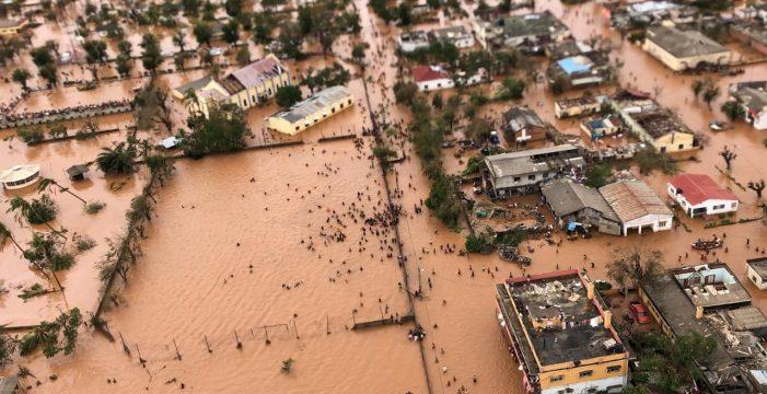 Sobrecogedor: Más de 400 muertos en Mozambique tras el paso del ciclón 'Idai'