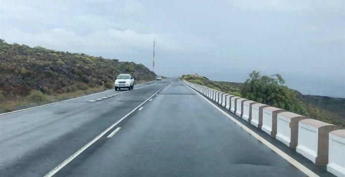 Canarias registra uno de los mayores déficit de lluvia acumulada desde octubre