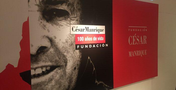 Manrique y Lanzarote, de la mano