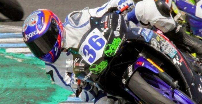 Tragedia en el Circuito de Jerez: muere el piloto Marcos Garrido, de 14 años