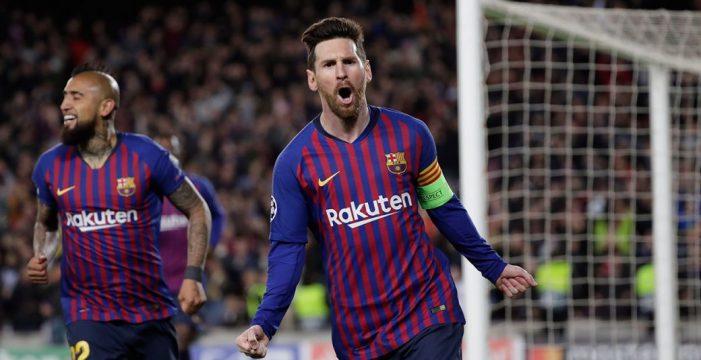El Barça se medirá al United en cuartos y evitaría a City y Juventus hasta la final
