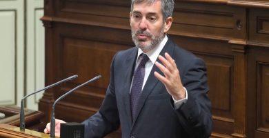 Fernando Clavijo declara hoy ante sus señorías. Fran Pallero