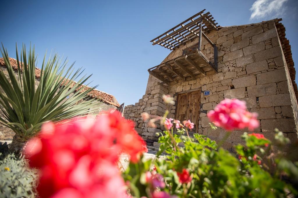 El caserío de Icor fue declarado Bien de Interés Cultural (BIC) por el Gobierno de Canarias en 2005.