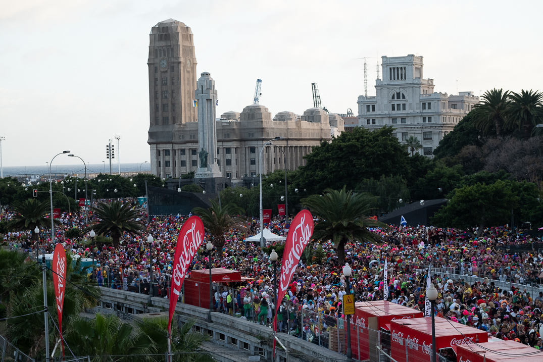 El Ayuntamiento de Santa Cruz agradece a los asistentes al Carnaval por su civismo a la hora de divertirse, destacando casi la ausencia de incidentes