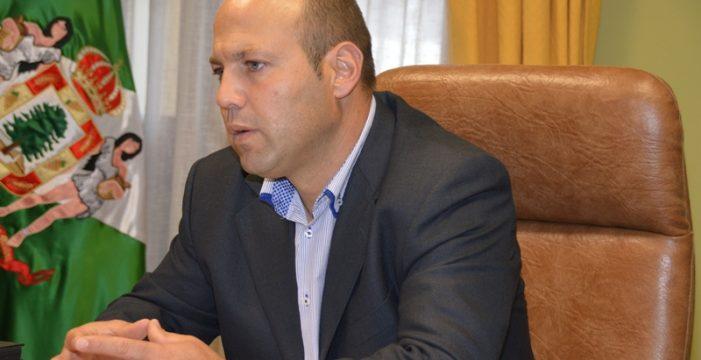 """Antonio Hernández, alcalde de La Guancha: """"No consiento que se manipule ni se engañe a los vecinos"""""""
