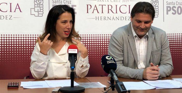 """El PSOE acusa a Bermúdez de """"engaño electoral"""" por invertir en limpieza solo antes de las elecciones"""