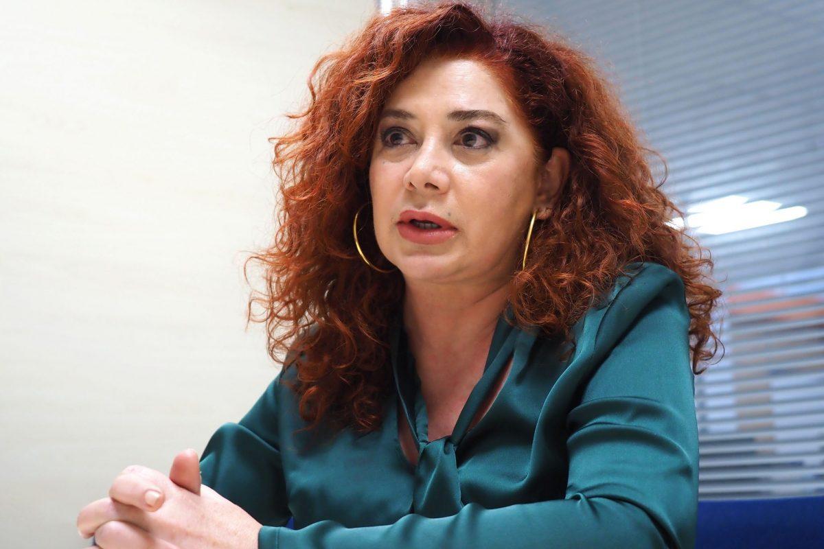 Beatriz Barrera, adjunta de Igualdad del Diputado del Común . Sergio Méndez
