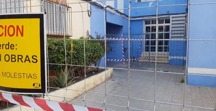 El Ayuntamiento de La Laguna apuntala varios bajos y locales en Princesa Yballa