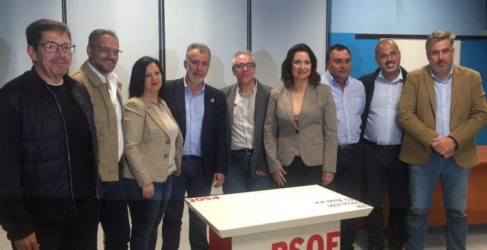 """Torres recalca que los """"malos tiempos"""" en el PSOE """"han quedado atrás"""""""