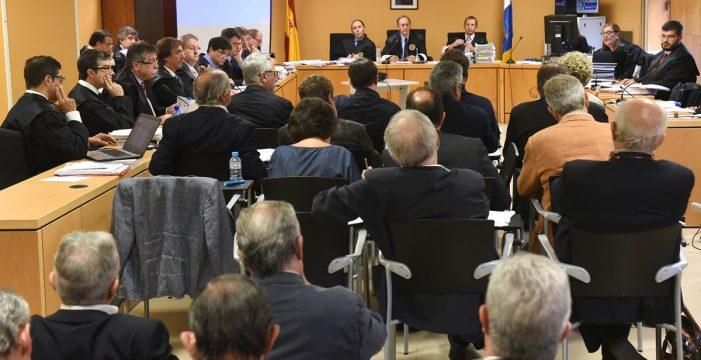 El Supremo ratifica las penas para los condenados por Las Teresitas
