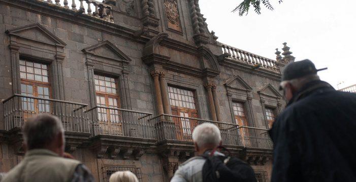El Palacio de Nava, centro de visitantes del casco lagunero y museo de la historia del edificio