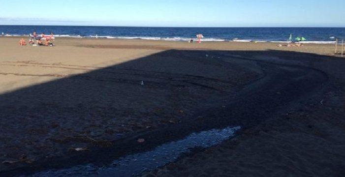 Llega una patera al sur de Gran Canaria con cuatro ocupantes