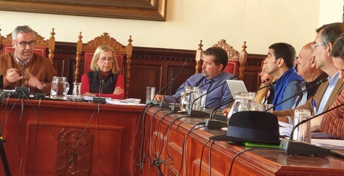 La capital aprueba su Presupuesto 2019, por valor de 17,6 millones de euros, en un debate mediocre y personal