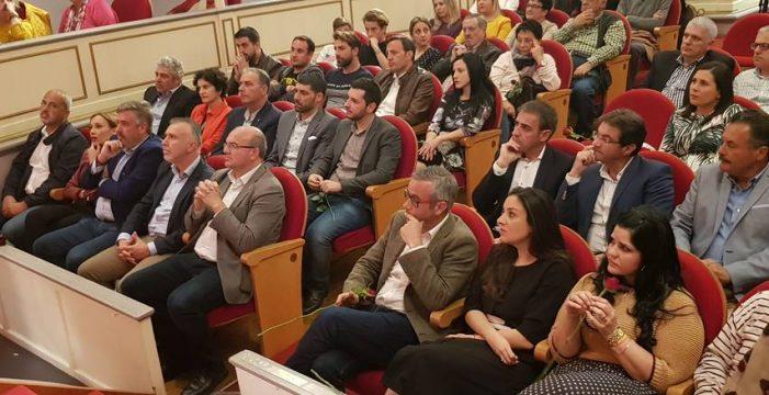 """El PSOE aspira a lograr unos resultados """"históricos"""" en La Palma"""