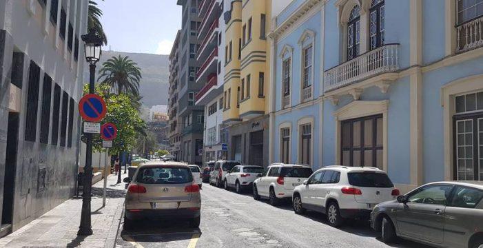 La reforma del paseo marítimo empezará por la trasera del Cabildo