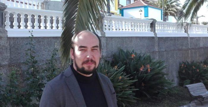 """Yeray Rodríguez, alcalde de Garafía: """"El Cabildo siempre ha estado lejos de Garafía; tiene sus propios intereses"""""""