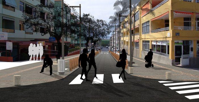 La remodelación de las principales calles de Puerto Naos arrancará tras la Semana Santa
