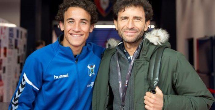 """Luis Milla: """"El Tenerife hace muchas cosas bien, pero tiene un problema muy claro y básico en el fútbol: no tiene gol"""""""