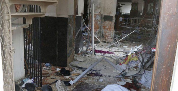 Al menos 290 muertos y más de 500 heridos en Sri Lanka en una ola de atentados