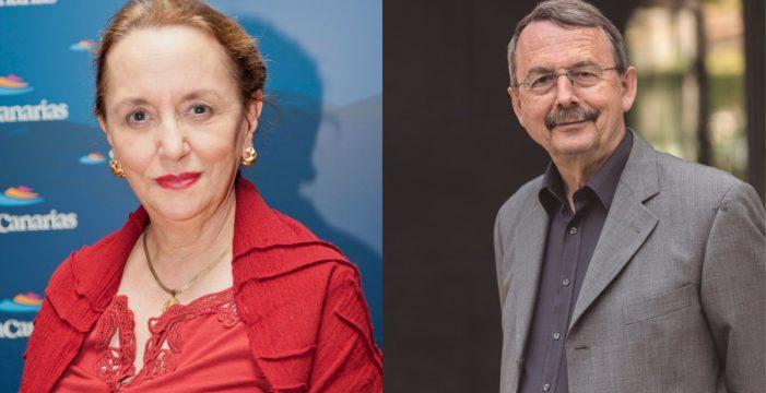 Amelia Valcárcel y Wolfgang Streeck cierran el Foro Enciende la Tierra 2019