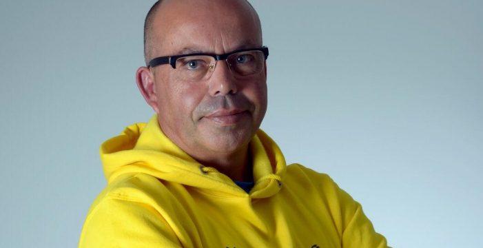 Entrevista a Antonio J. Santos, director del Club Atletismo Clator Orotava